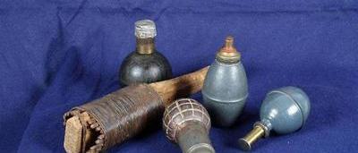 Grenade datant