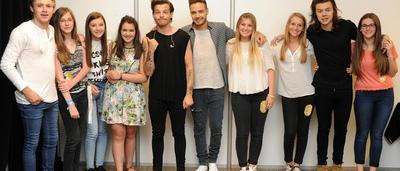 rencontre one direction 2015