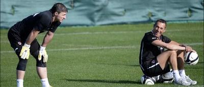 Football Philippe Vande Walle Met Un Terme A Son Contrat Avec Les