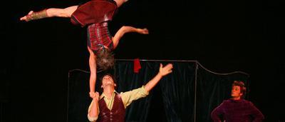 03af30e4851f2 Au programme   fanfare de musique populaire juive, exposition photos mais  également un spectacle de l école de cirque de Marchin.