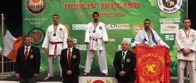 ... le karatéka wegnolais Massimo Reale nous a livré ses impressions après  son premier titre mondial en combat individuel, dans la catégorie 36-41 ...